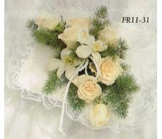Traditional Floral Remembrance FR11-31 Casket Spray