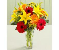 Get Well Birthday Flower Arrangements 04