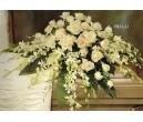 Traditional Floral Remembrance FR11-11 Casket Spray