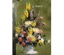 Traditional Floral Remembrance FR38-13 Arrangement