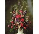 Traditional Floral Remembrance FR39-11 Arrangement