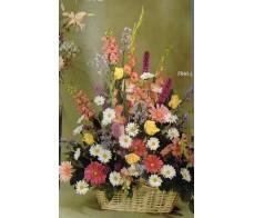 Traditional Floral Remembrance FR40-13 Arrangement
