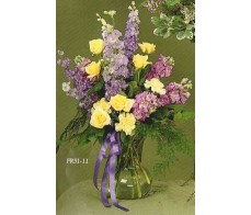 Traditional Floral FR51-11 Arrangement