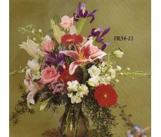 Traditional Floral FR54-11 Arrangement