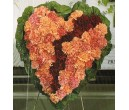 Traditional Floral FR59-11 Special Tribute - Broken Heart