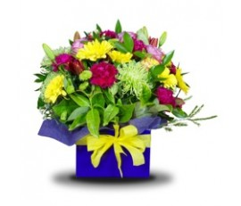 Get Well Birthday Flower Arrangements 02